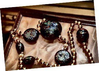 Jak se vyrábějí šperky: Příklad klenonových šperků