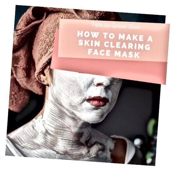 Existuje tolik možností, jak si vytvořit svou vlastní pleťovou masku. Přečtěte si o nich v tomto článku.