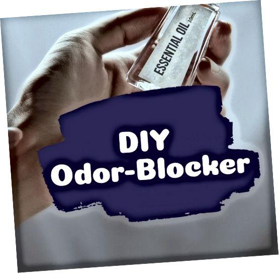 DIY गंध-अवरोधक