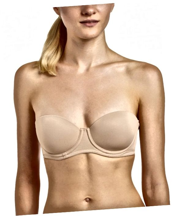 Bali Concealers Convertible Strapless Bra 3427