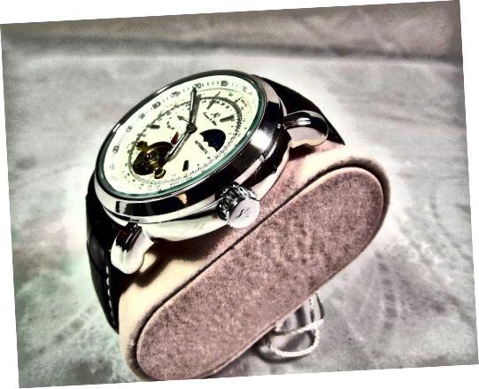 Αυτόματο ρολόι Kronen & Söhne KS069