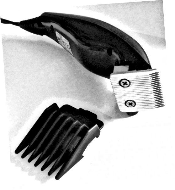 Používejte nůžky na uklizení a snížení objemu.