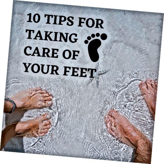Читайте далі, щоб відкрити 10 способів зберегти ноги щасливими, здоровими та красивими!