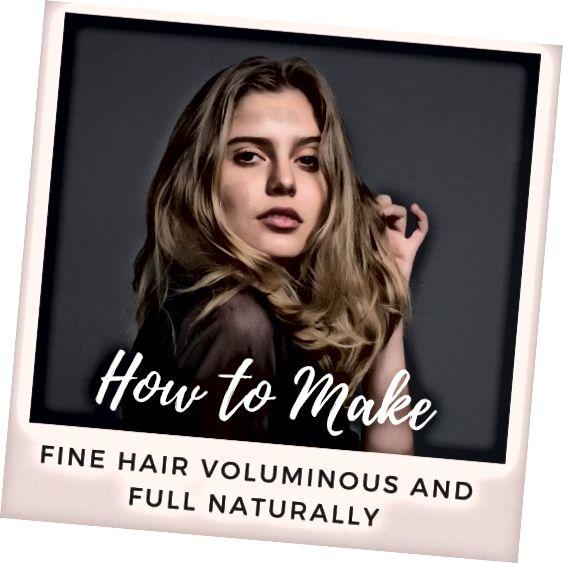 بهترین راهنمایی ها و ترفندها برای تبدیل موهای ریز به موهای کامل.