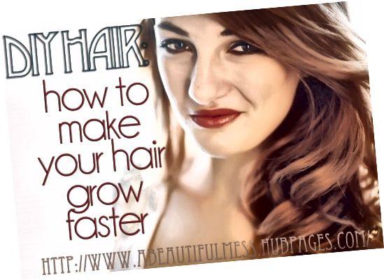 با این پنج نکته ، موهای خود را سریعتر رشد کنید.