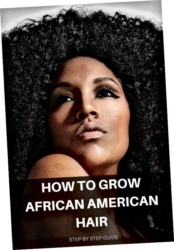 У цій статті ви дізнаєтесь все, що вам потрібно знати про вирощування афро-американських волосся.