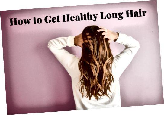 اسرار موهای بلند سالم را بیاموزید!
