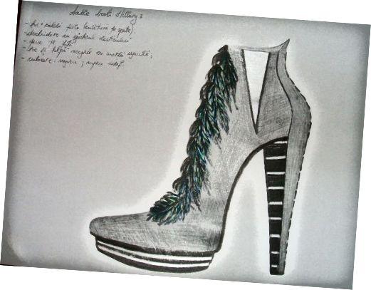 Oana Fuica - طراح کفش