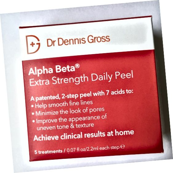Dennis Gross Alpha Beta Peel Pads