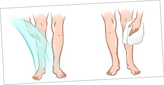 مرحله 6 - بشویید و خشک کنید