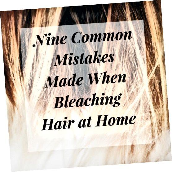 اگر به جای سالن تصمیم به سفید کردن خانه دارید ، حتماً از این 9 اشتباه تازه کار که بسیاری از افراد هنگام تلاش برای سبک کردن موهای خود مرتکب می شوند ، خودداری کنید.