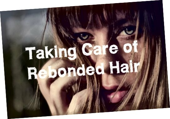 Nezničte si vlasy. Tyto tipy použijte k péči o vaše vlasy po rebonding
