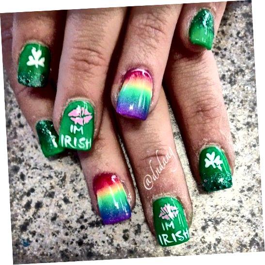 maľované nechty
