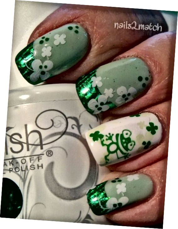 St. Patty Day Frosch