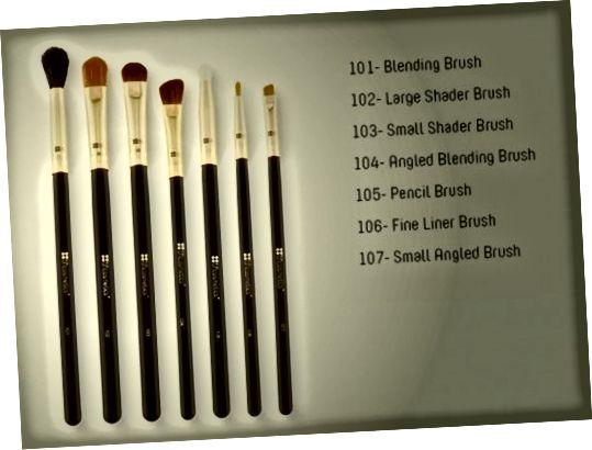 Základní sada Bh Cosmetics 7 Piece Eye Essentials