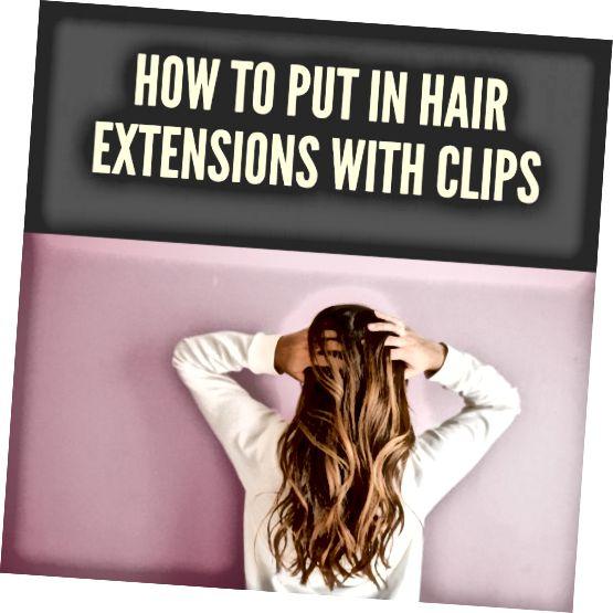 Οι επεκτάσεις μαλλιών κλιπ γίνονται γρήγορα όλο και πιο δημοφιλείς. Διαβάστε παρακάτω για να μάθετε γιατί.