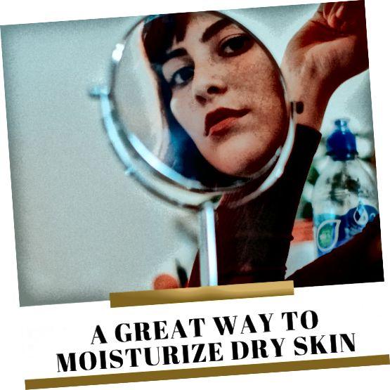 Μάθετε πώς να θεραπεύσετε το ξηρό δέρμα με αυτήν την εύκολη θεραπεία.