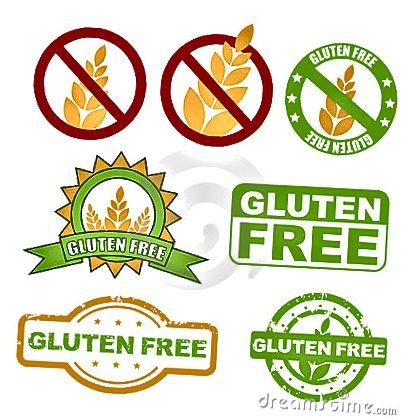Juste quelques façons dont les produits peuvent être étiquetés «sans gluten».