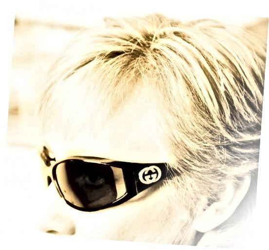 Gucci sluneční brýle