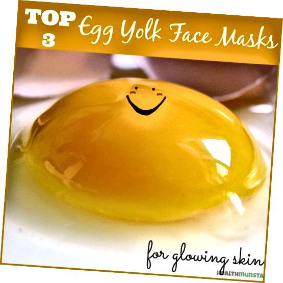 سه ماسک صورت خانگی DIY DIY را با استفاده از زرده تخم مرغ برای مزایای مختلف بررسی کنید.
