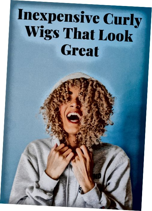 곱슬 머리는 평온한 날과 즐거운 시간을위한 머리카락입니다. 이 기사는 내가 가장 좋아하는 컬 가발을 탐구합니다.