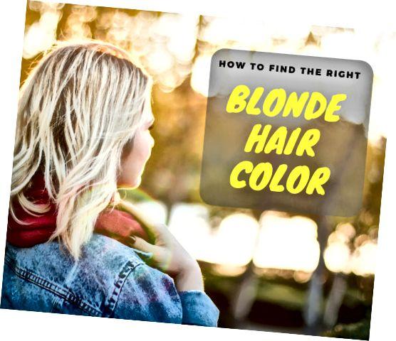Θέλετε ξανθά μαλλιά; Πρέπει να βρείτε ένα ξανθό χρώμα μαλλιών που θα σας ταιριάζει. Αυτό το άρθρο καλύπτει όλα τα πράγματα που πρέπει να σκεφτείτε για να βρείτε την τέλεια απόχρωση για τις ανάγκες σας.