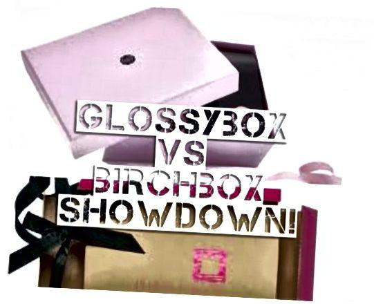 Který z těchto boxů krásy předplatného je lepší: Glossybox nebo Birchbox? Přečtěte si recenzi nadšence krásy, která vyzkoušela oba.