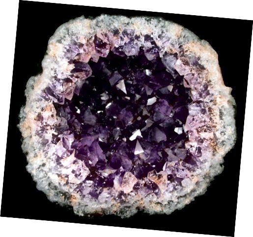 Ametist Geode