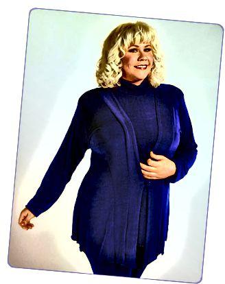 Tento obrázek z webu astartewoman.com ukazuje, jak může být podnik jako jednobarevné oblečení.