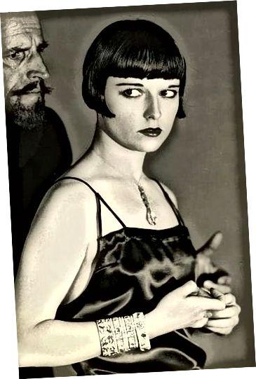 Лоуисе Броокс 1920-их