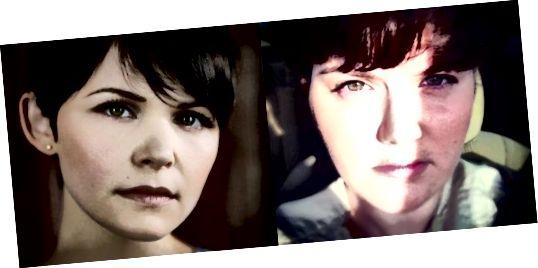 Χαριτωμένα κομμάτια για κοντά μαλλιά - Mary Margaret από το Once Upon a Time στο ABC και η Heather Says