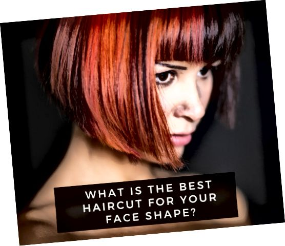 Wat is het beste kapsel voor elke gezichtsvorm? Hier is een gids voor het bepalen van uw vorm en de beste snit voor u.