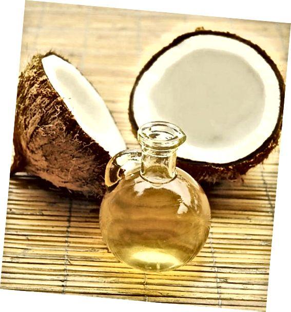 Přírodní oleje, jako je kokosový, arganový a jojobový olej, vám mohou pomoci bojovat s krevetami.