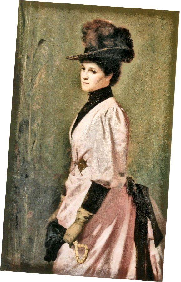 Viktoriánský styl, 1880.