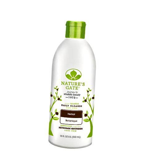 Prírodný šampón pre denné čistenie rastlín