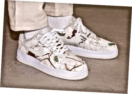 A tento článek zakončím svou oblíbenou botou z koláž Nike Realtree