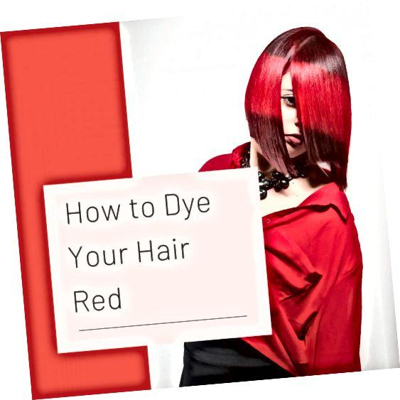 Červené vlasy jsou živé a zajímavé, ale barvení může být složité. Čtěte dál a dozvíte se, jak to udělat správně.