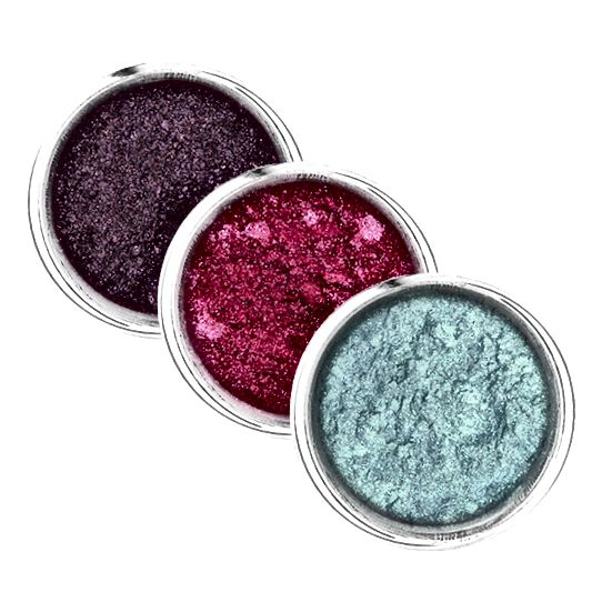 Loose Color Concentrate in Overlook, Cherry Bomb, Jubilee