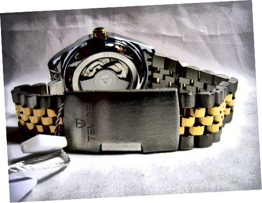 Tevise Perpetual Datejust Automatické hodinky