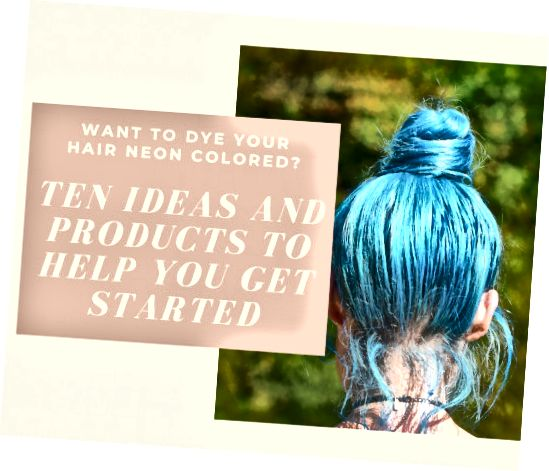 Волохати волосся! Шукаєте фарбувати волосся в яскраві, яскраві, посилені кольори? Ви можете отримати ці барвники з Pravana, Manic Panic та Joico.
