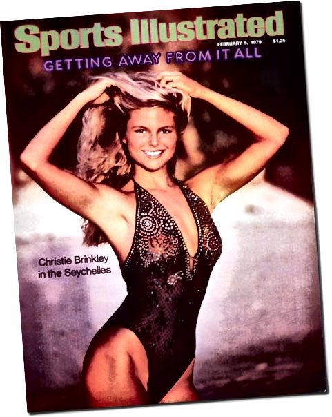 Christie Brinkley v roce 1979 Sports Illustrated swimsuit issue