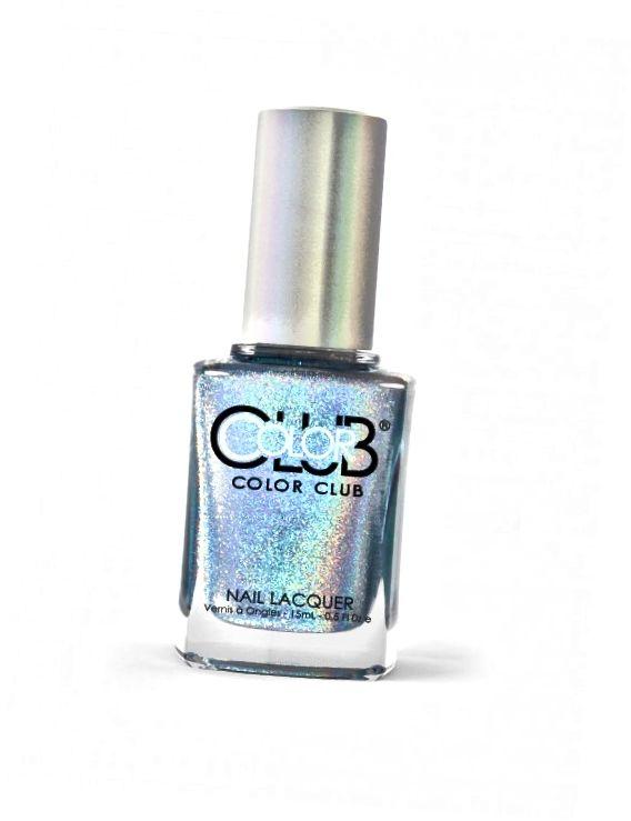 Color Club Holographic Blue Heaven