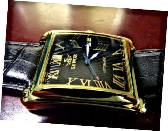 Αυτόματο ρολόι Sewor 065