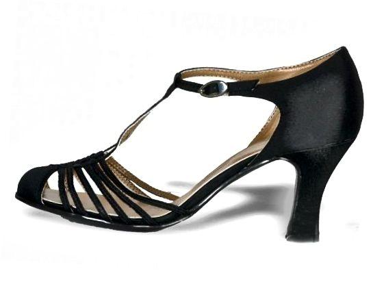 सुरुचिपूर्ण 1920 के जूते