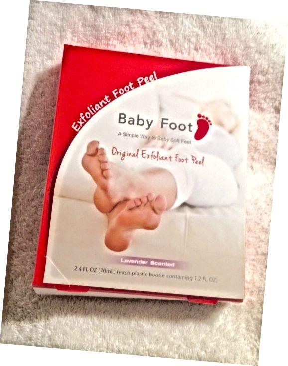 Baby Foot یک روش بسیار مؤثر برای از بین بردن سلولهای مرده پوست از پا است.