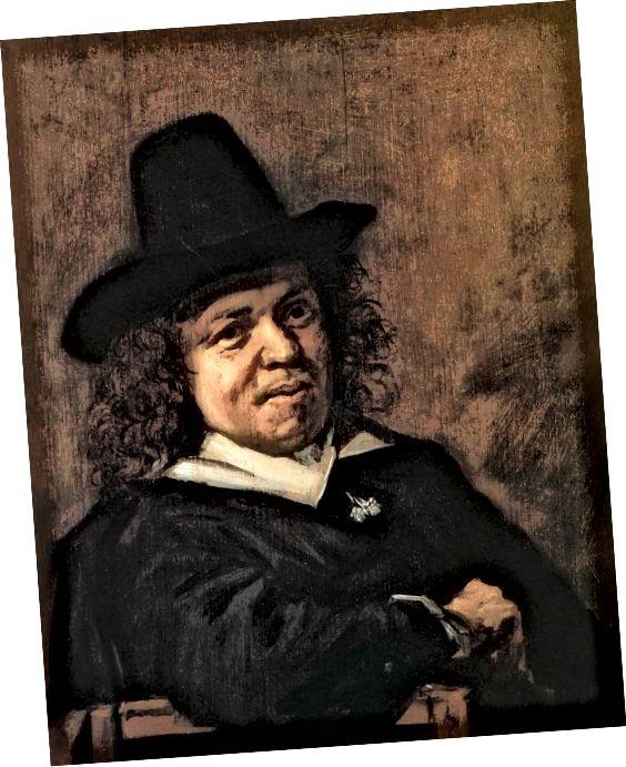 Capotain cca 1655.
