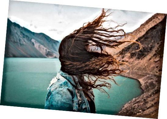 Barvení vlasů vám umožní cítit se jako úplně nový člověk!