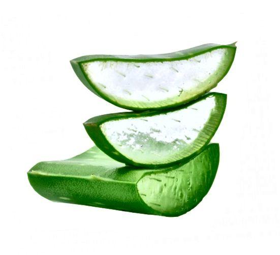 Antibakteriální a stahující vlastnosti Aloe Vera pomáhají udržovat pokožku čistou