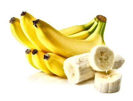 Použijte banánové slupky ke zmírnění akné