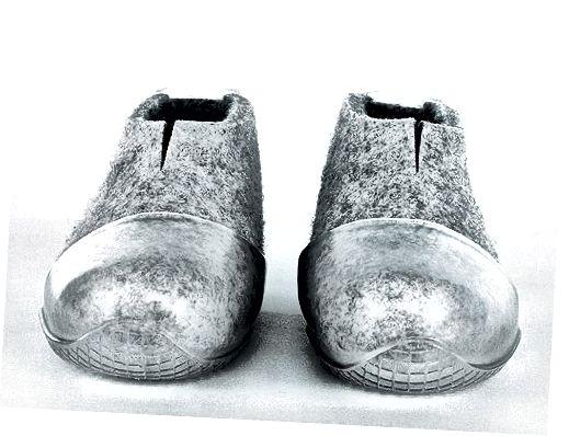 क्यों किसी ने धातु के संयोजन से जूता बनाने की सोची और महसूस किया कि यह मेरी समझ से परे है।